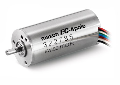 The most powerful brushless DC motors by maxon