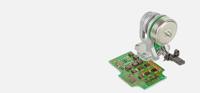 maxon not only develops and produces DC and BLDC motors, gearheads,  sensors, and controllers, but is also able to combine these drive  components in a housing as a customized mechatronic unit